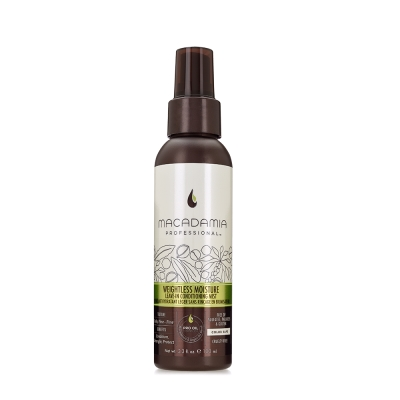 Macadamia Professional 瑪卡奇蹟油 輕柔護髮噴霧100ml