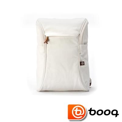 Booq Daypack 經典復古後背包 -奶油白