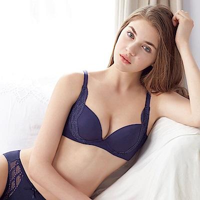 曼黛瑪璉-15AW保氧高包覆內衣  B-E罩杯(星炫紫)