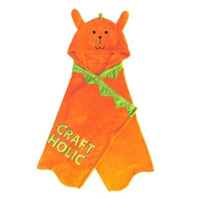 CRAFTHOLIC 宇宙人 萬聖南瓜森林兔披風
