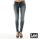 Lee 牛仔褲 419 低腰緊身窄管-女款-深藍