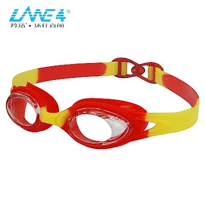 羚活 兒童用抗UV舒適泳鏡 LANE4 A335