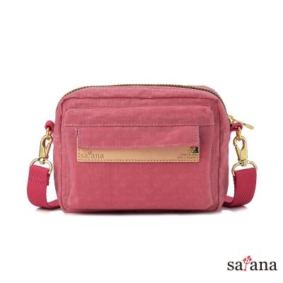 satana - 隨行斜肩包/腰包 - 歡喜玫瑰