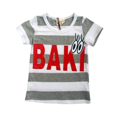 魔法Baby 兒童短袖舒適T恤 k39627