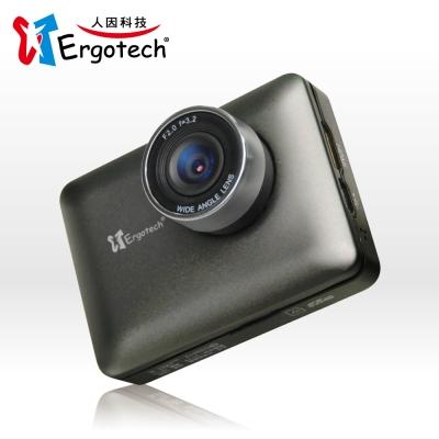 秘錄王DV CR20A F2.0大光圈1080P高畫質行車紀錄器-快