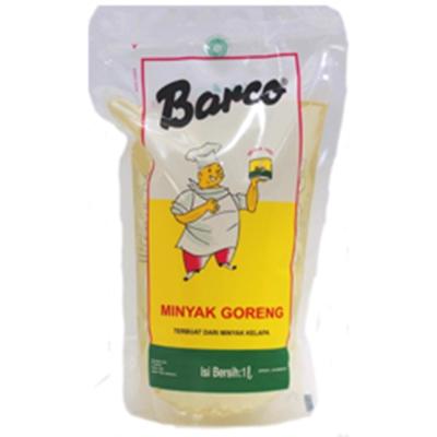 Barco 天然椰子油-環保包裝(1L)