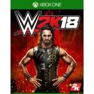 WWE 2K18 - XBOX ONE 亞洲 英文版