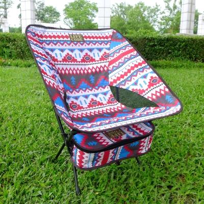 LIFECODE-羽量級-民族風輕巧蝴蝶椅-2色可