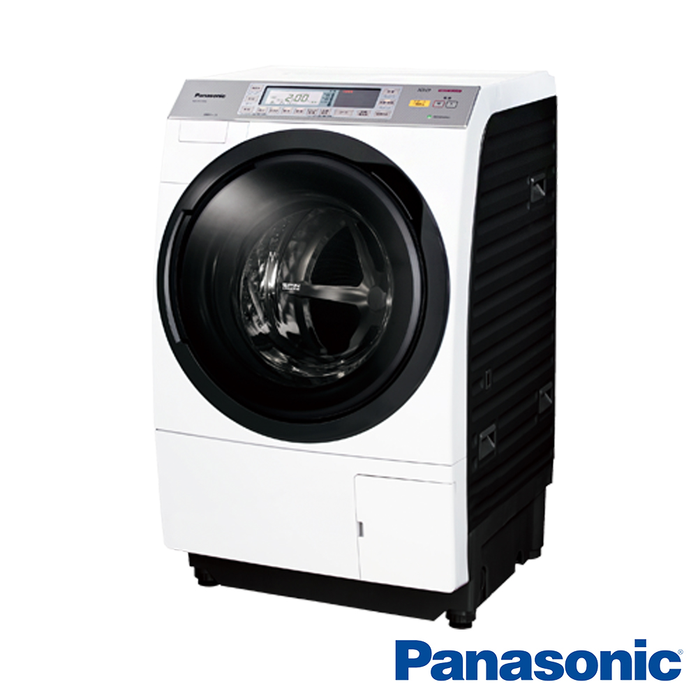 Panasonic國際10.5公斤洗脫烘變頻滾筒洗衣機NA-VX73GL日製