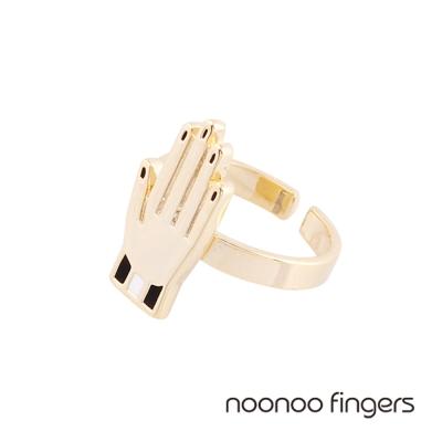 Noonoo Fingers Fingers Ring 手指 戒指