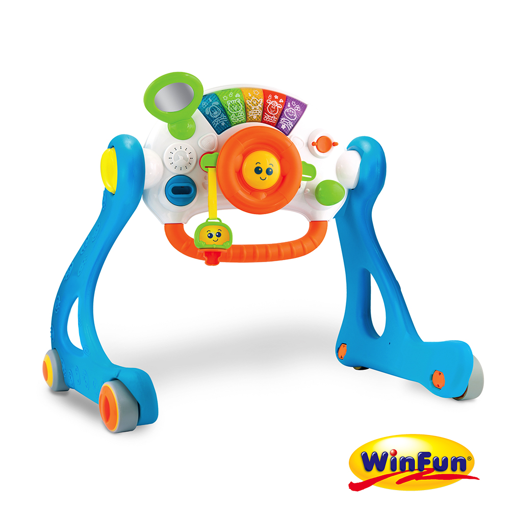 WinFun 多功能健身學步車
