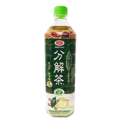 愛之味 山苦瓜分解茶(1000mlx12入)