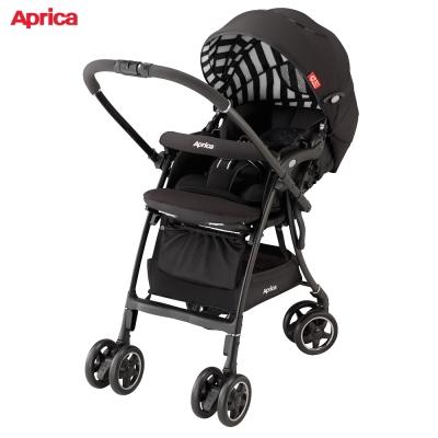 Aprica 雙向輕量型手推車 LUXUNA AD 音樂城堡 黑白音階