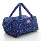 VOVAROVA空氣包-週末旅行袋-我的小蘋果(富士紅)-法國設計系列