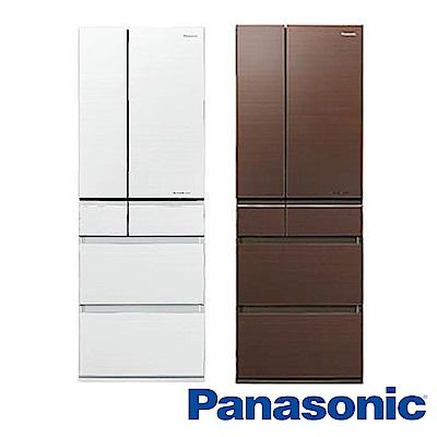 Panasonic-國際牌-500L日製六門鏡面