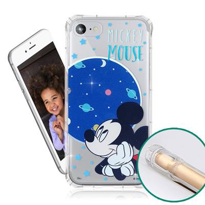 迪士尼正版 iPhone 8/iPhone 7  空壓安全手機殼(米奇)