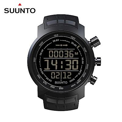 SUUNTO Elementum Terra All Black 都會與山林休閒頂級運動錶