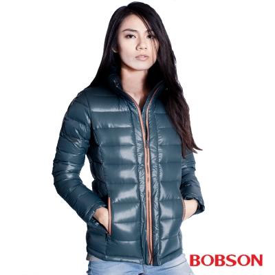 BOBSON 女款輕量羽絨外套