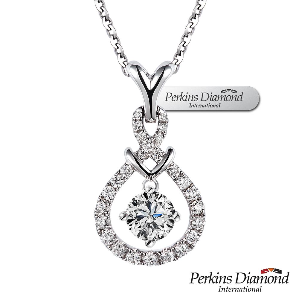 PERKINS 伯金仕 項鍊-GIA Royal系列 0.50克拉鑽石項鍊