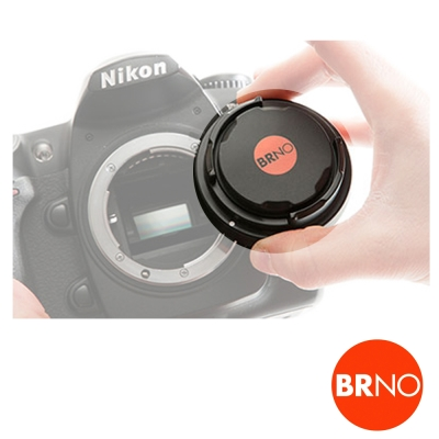 美國 BRNO 乾燥機身蓋組 for Nikon  附乾燥劑5包