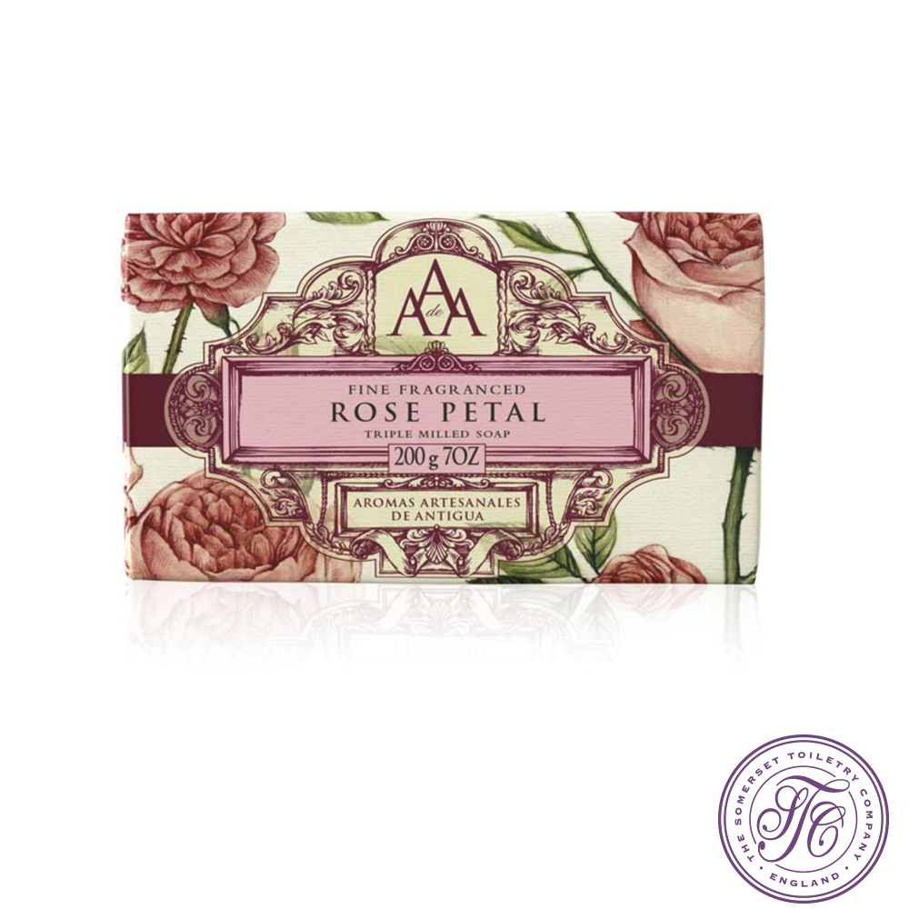 AAA 英國精油香皂玫瑰