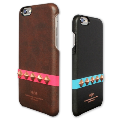kajsa iPhone6S Plus (5.5)蒙古鉚釘系列手機殼