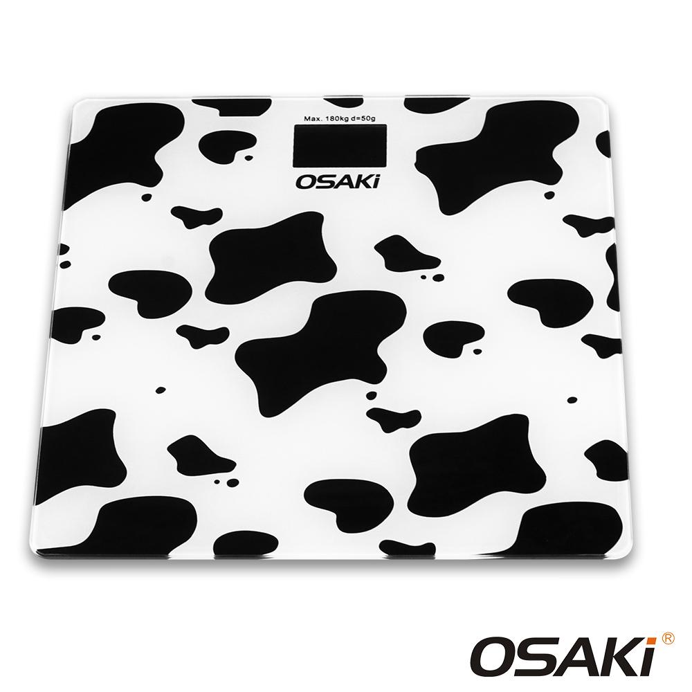 OSAKI 彩繪液晶體重計(OS-ST601)