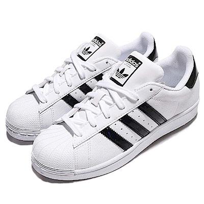 adidas休閒鞋Superstar J復古女鞋