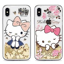 GARMMA Hello Kitty iPhone 8/7/6s+流沙保護殼