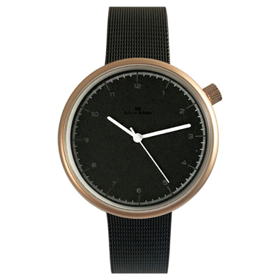 Max Max   時間沙漏時尚腕錶-MAS7026-1/39mm