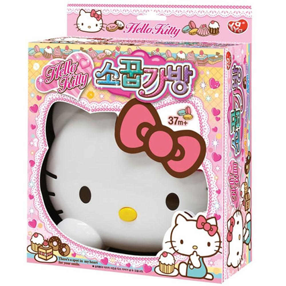 Hello Kitty凱蒂貓家家酒玩具Kitty手提盒廚房組19489