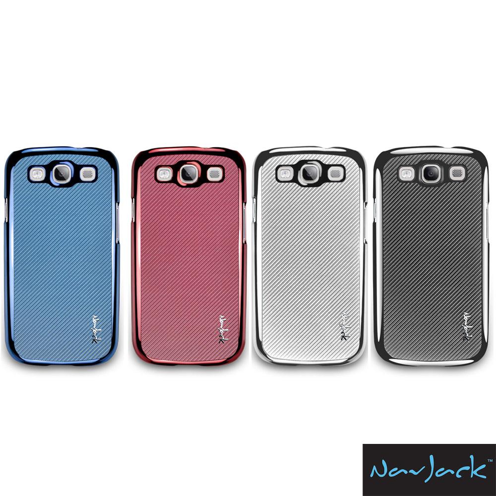 Navjack Corium 系列 Samsung Galaxy S3 專用玻纖保護背蓋