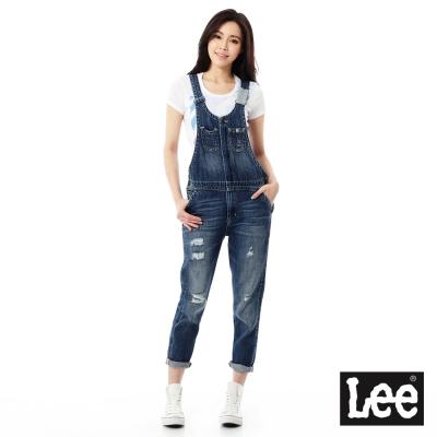 Lee   連身吊帶長褲/101+-女款