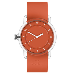 TID Watches No.3 TID-N3-TR90-OR/38mm