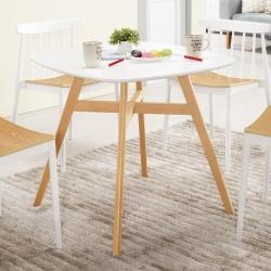 Bernice-帕妮2.7尺北歐風洽談桌/休閒桌/餐桌-80x80x72cm