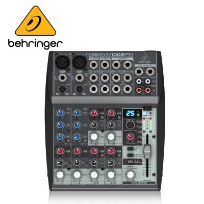 BEHRINGER XENYX 1002FX 混音器
