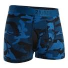 2UNDR Swing Shift四角男內褲(3吋)-深藍迷彩