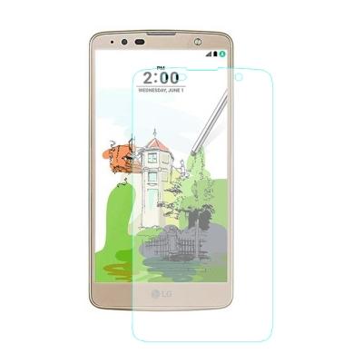 【SHOWHAN】LG Stylus 2 Plus 9H鋼化玻璃貼疏水疏油高清抗...