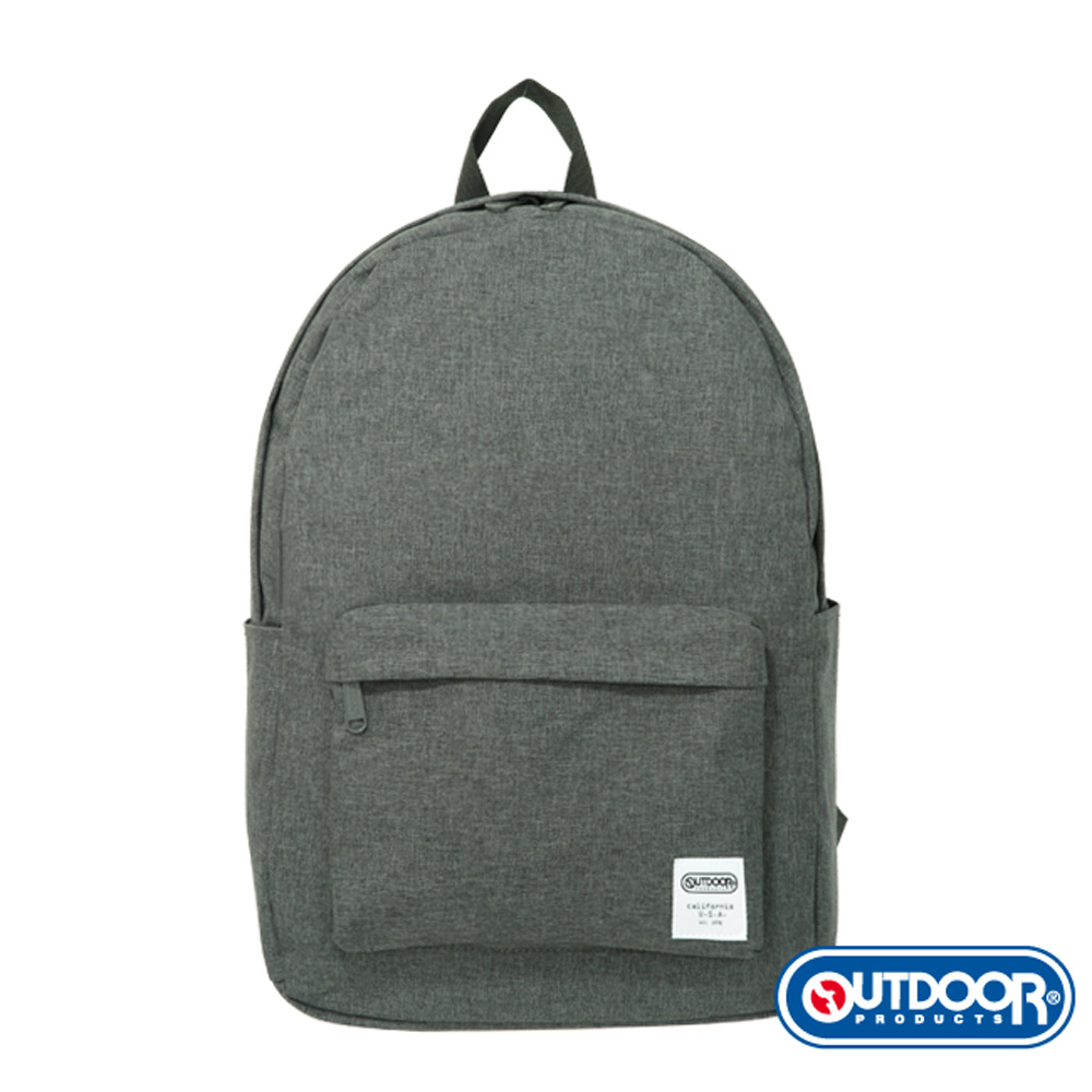 OUTDOOR- 極簡生活2.0系列-後背包-雪白石灰墨-OD49155GES