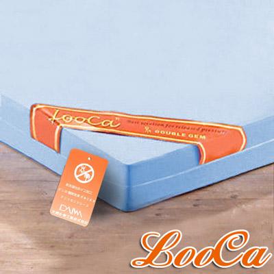 LooCa 防螨抗菌6cm記憶床墊-雙人5尺