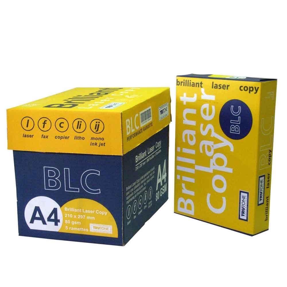 BLC A4多功能影印紙 80G(10包)