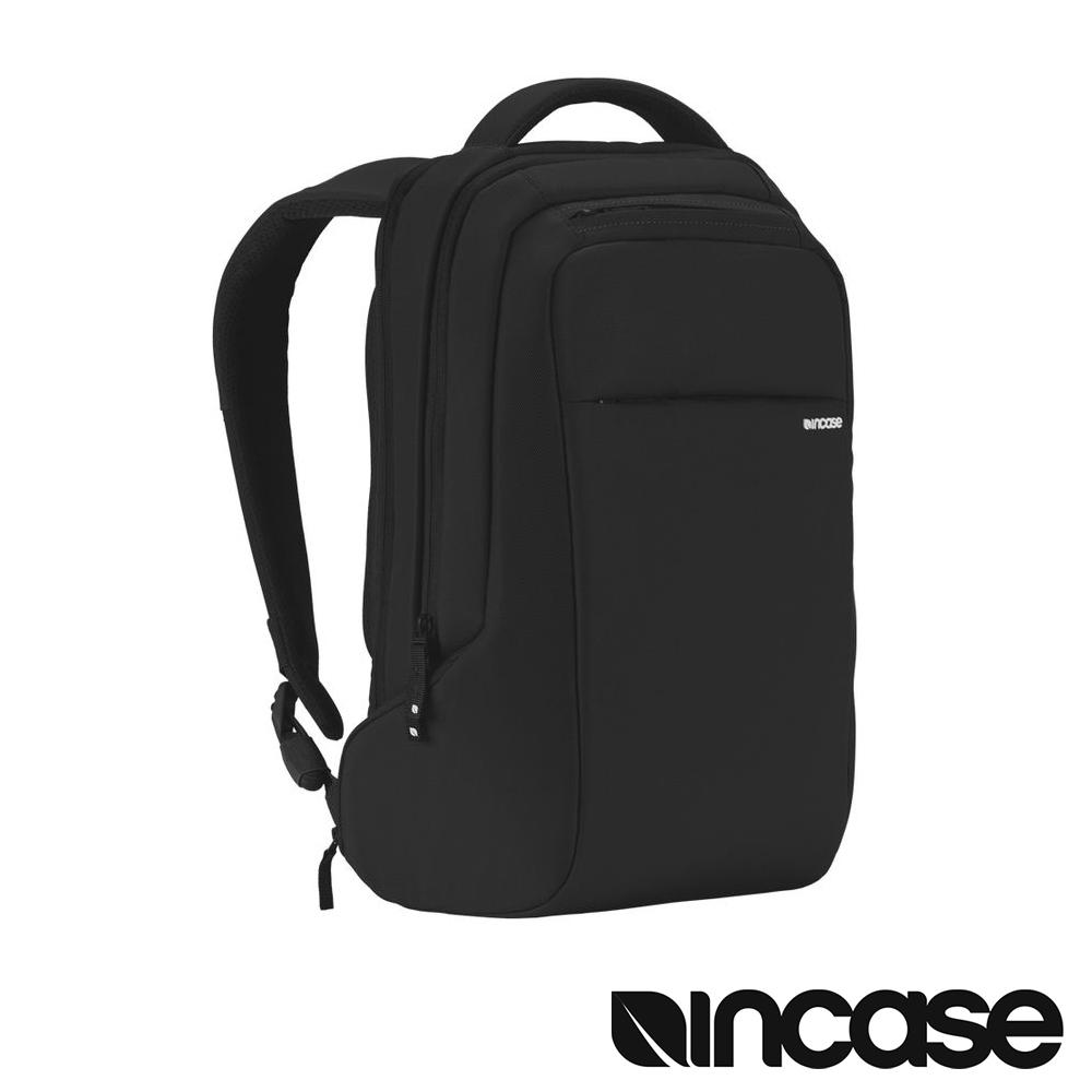 INCASE ICON Slim Pack 15 吋電腦後背包-黑色