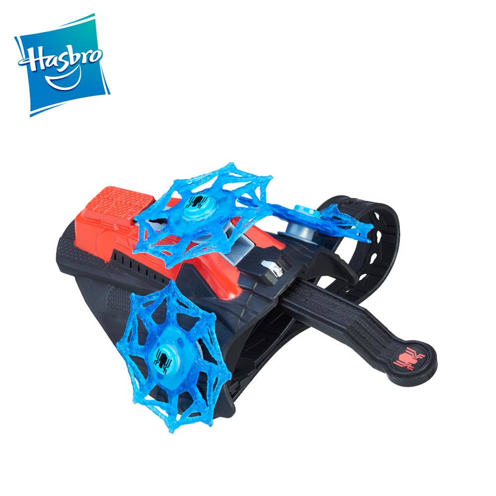 漫威蜘蛛人手腕玩具組-旋轉飛鏢