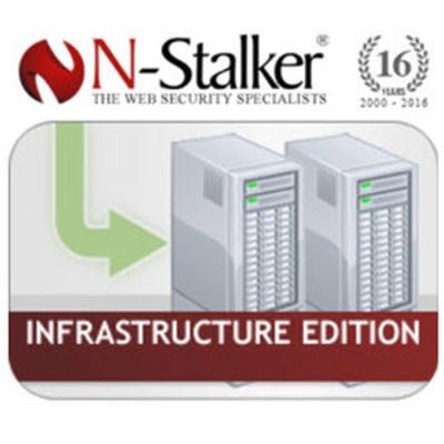 N-Stalker Infrastructure (網站漏洞掃描)-(3網站)授權版