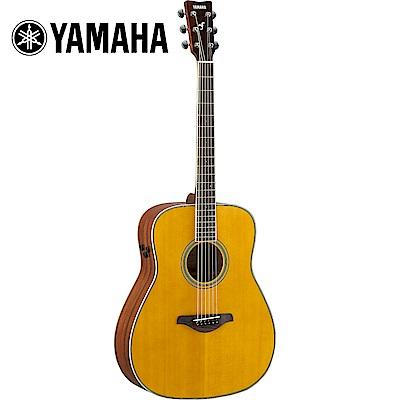 YAMAHA FG-TA VT TransAco 電民謠木吉他 復古原木色