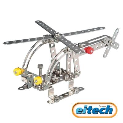 德國eitech益智鋼鐵玩具-螺旋槳飛機C67