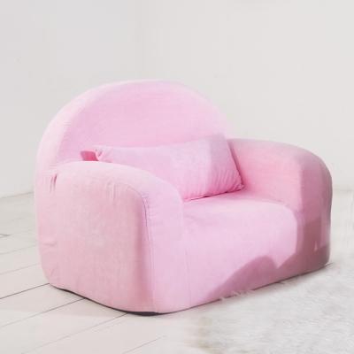 椅的世界 卡哇伊 馬卡龍色系兒童沙發椅