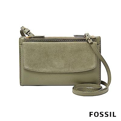 FOSSIL  SAGE 真皮包包皮夾組