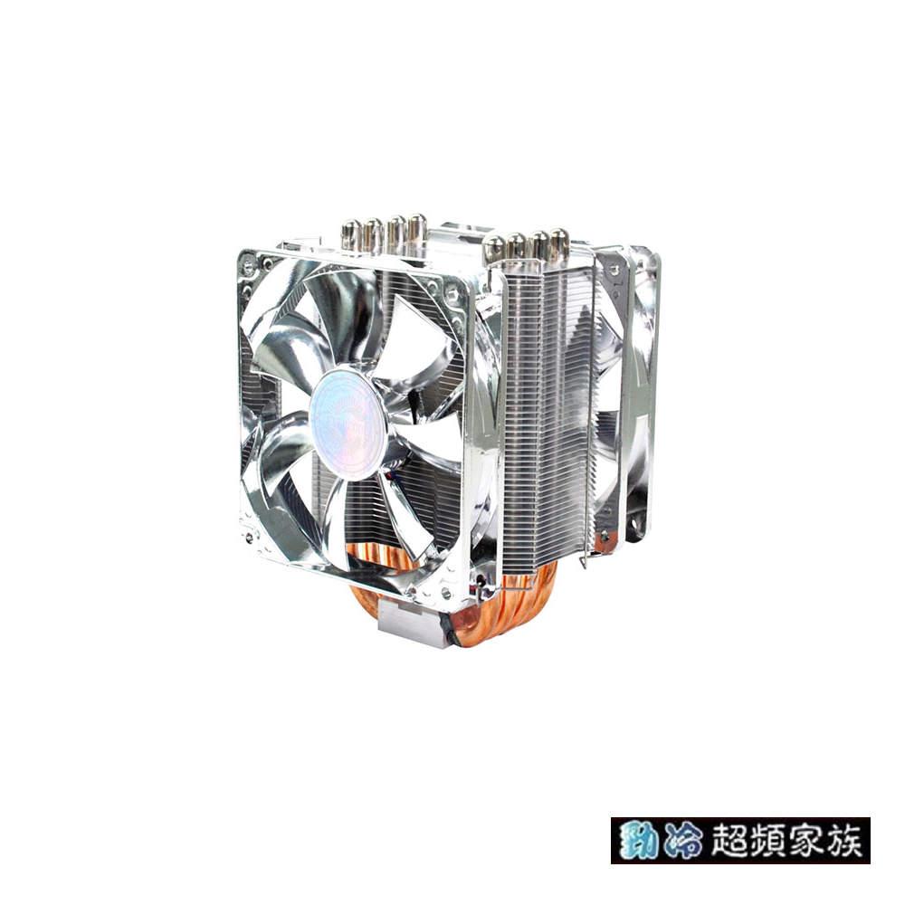 EVERCOOL 變形金剛4熱管CPU散熱器(LGA 2011 升級版)