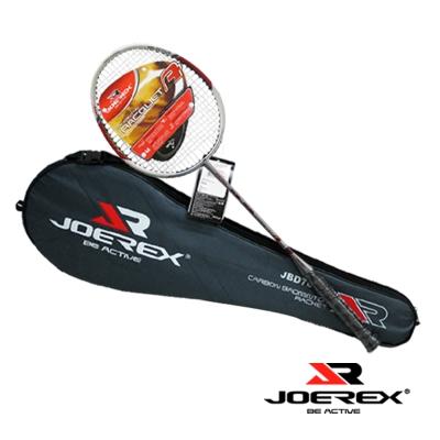 《凡太奇》JOEREX。碳鋁合金一體成型羽球拍 JBD703A/JBD701A